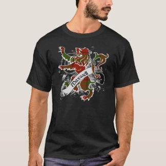 Maxwell Tartan Lion T-Shirt