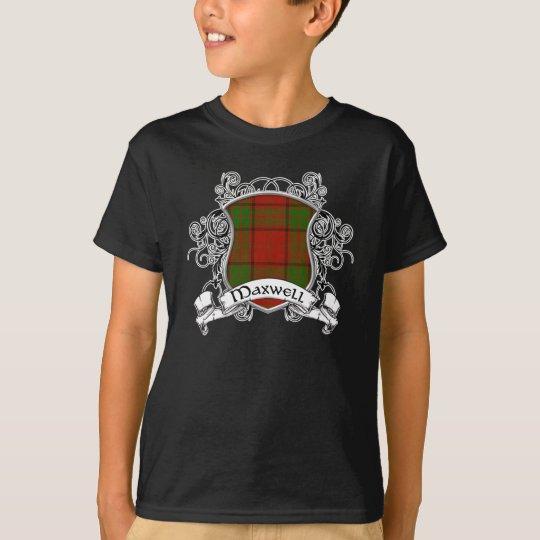Maxwell Tartan Shield T-Shirt