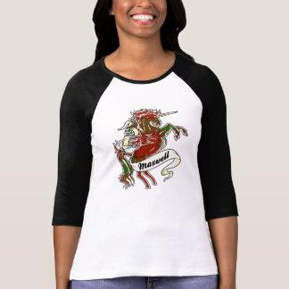 Maxwell Tartan Unicorn T-Shirt