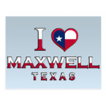 Maxwell, Texas Post Cards