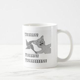 Maxwell the Pig Coffee Mugs
