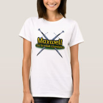 Maxwell The Scottish Experience Clan T-Shirt