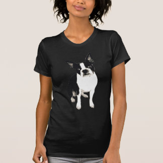 Maxx Boston Women's Black T-Shirt