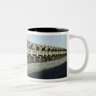MaxxPro Two-Tone Coffee Mug