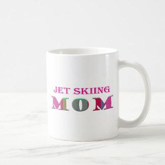 may12JetSkiingMom.jpg Classic White Coffee Mug