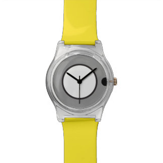 May28th clock old Yellow and Gray Watch