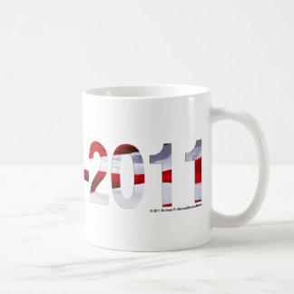 May 1, 2011 coffee mug