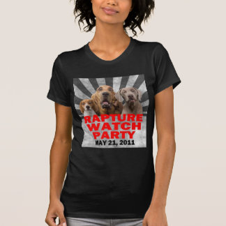 May 21, 2011 Rapture Watch Party Shirt