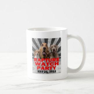 May 21, 2011 Rapture Watch Party Shirt Coffee Mug