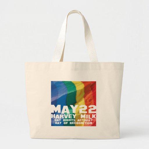 May 22 Harvey Milk Day Bag