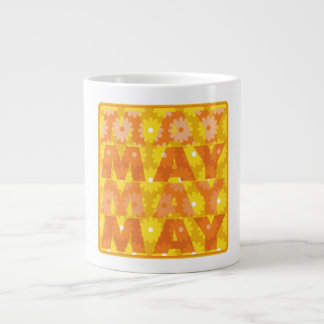 May 5 giant coffee mug