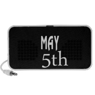 May 5th mp3 speaker