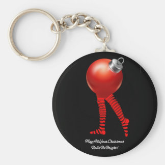 MAY ALL YOUR... BASIC ROUND BUTTON KEYCHAIN