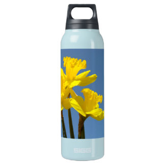 May all your days be Healthy Ones Dear Friend! Insulated Water Bottle