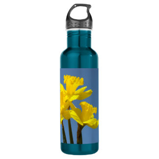 May all your days be Healthy Ones Dear Friend! Water Bottle