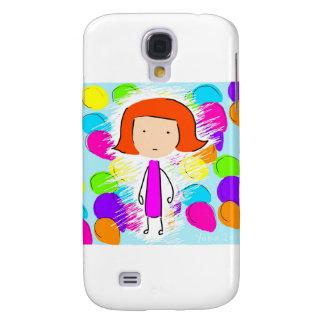May and Balloons Samsung Galaxy S4 Case