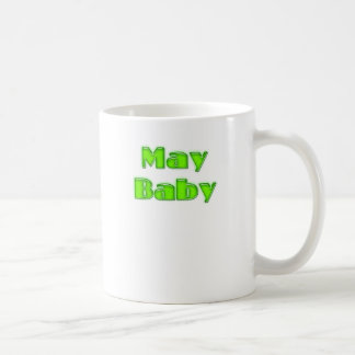 May Baby Coffee Mugs