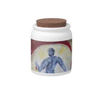 May Christ Dwell In Your Heart Candy Jars