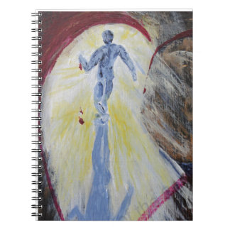May Christ Dwell In Your Heart Notebook
