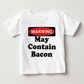 May Contain Bacon Baby T-Shirt