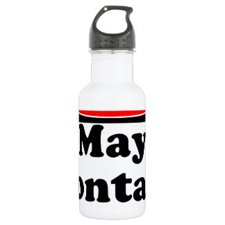 May Contain Bacon 18oz Water Bottle