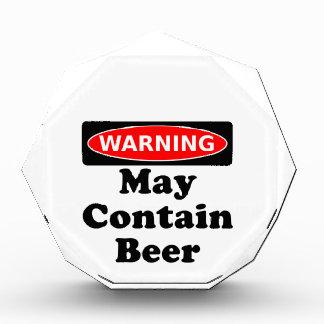 May Contain Beer Award