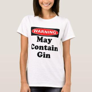May Contain Gin T-Shirt