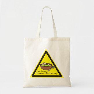 May Contain Human Remains Bag