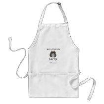 May Contain Nuts Winter White Hamster Adult Apron