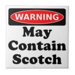 May Contain Scotch Ceramic Tiles