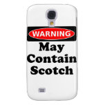 May Contain Scotch Galaxy S4 Cases