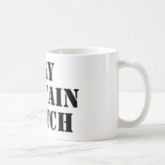 May Contain Scotch Coffee Mugs