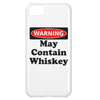 May Contain Whiskey iPhone 5C Case