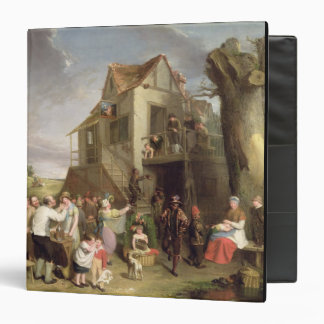 May Day, c.1811-12 (oil on canvas) Binder