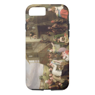 May Day, c.1811-12 (oil on canvas) iPhone 8/7 Case