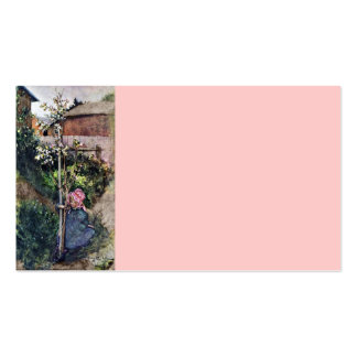 May Day Dance Double-Sided Standard Business Cards (Pack Of 100)