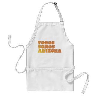 May Day March - Senate Bill 1070 Adult Apron