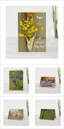May Day, Mom's Day, & Other Spring Country Cards