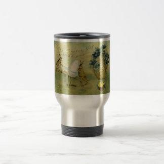 May Easter Joy Attend You Travel Mug
