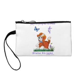 may everything that has breath praise his name coin purse