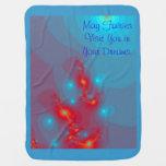 May Fairies Visit You II ~ Baby Blanket Stroller Blankets