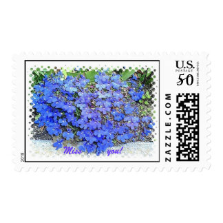 May flowers postage