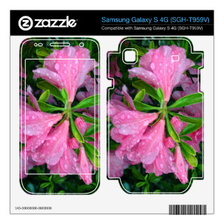 May Flowers Samsung Galaxy S 4G Skins