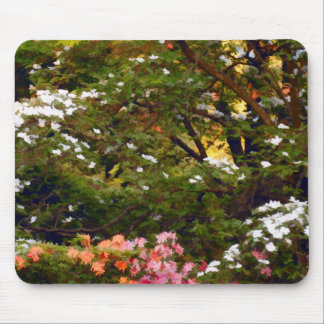 May Garden Mouse Pad