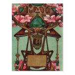 May - Gemini Postcards