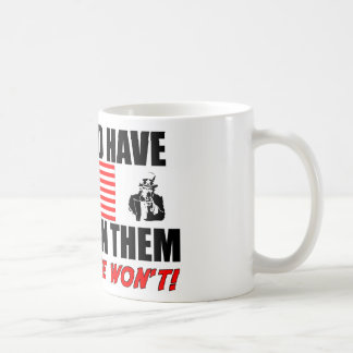 May God Have Mercy On Them Coffee Mug