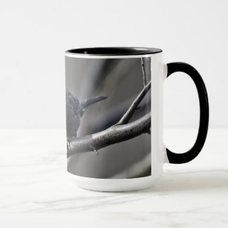May I Have A Word With You Bird Mug by Lois Bryan