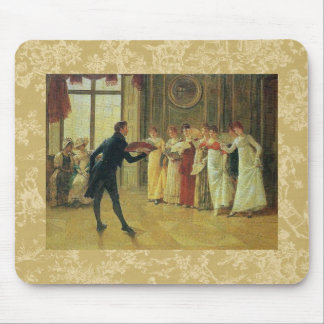 May I Have This Dance? Mouse Pad