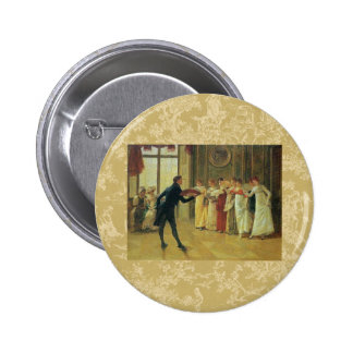 May I Have This Dance? Pinback Button