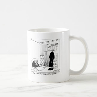 May I have Your Frequent Flyer Points? Coffee Mug